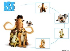 Wallpapers Cartoons Ice Age