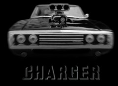 Fonds d'�cran Voitures dodge charger