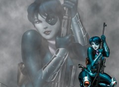 Wallpapers Comics Domino