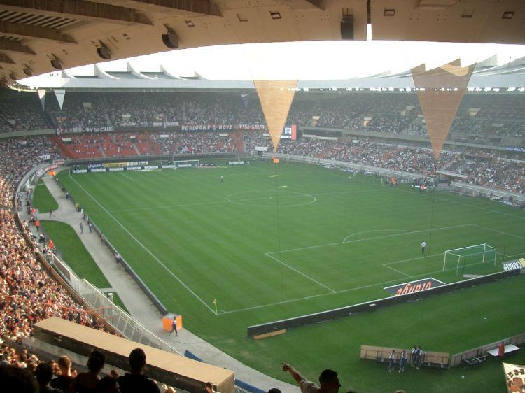 Fonds d'écran Sports - Loisirs Football Le Parc des Princes