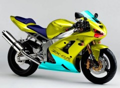 Fonds d'�cran Motos ZX6R