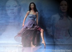Fonds d'�cran C�l�brit�s Femme Catherine Zeta Jones