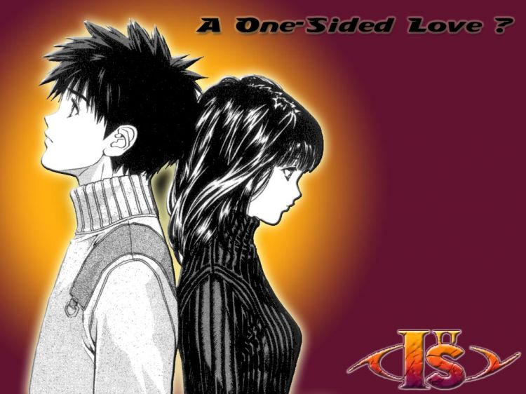 Wallpapers Manga I''s A one sided love ?