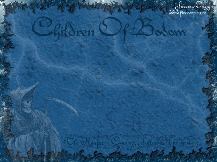 Wallpapers Music > Wallpapers Children Of Bodom Children ...