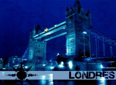 Fonds d'�cran Voyages : Europe Londres