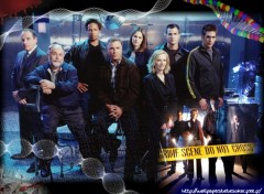 Wallpapers TV Soaps Crime Scene - Do not cross