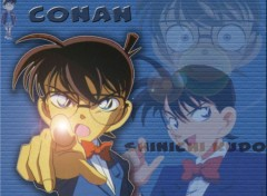 Fonds d'cran Manga Dtective Conan