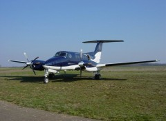 Fonds d'�cran Avions Royal king air