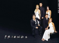 Fonds d'�cran S�ries TV Class' Friends