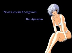 Wallpapers Cartoons evangelion rei ayanami