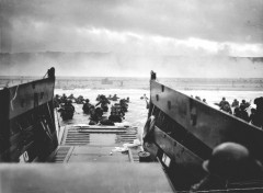 Fonds d'�cran Hommes - Ev�nements Omaha Beach - July 2, 1944