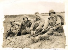 Fonds d'�cran Hommes - Ev�nements Omaha Beach - Normandy - July 2, 1944 - Soldiers