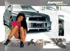 Wallpapers Cars impreza