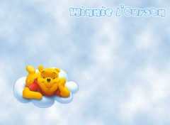 Fonds d'cran Dessins Anims Winnie l'ourson