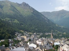Fonds d'�cran Voyages : Europe Cauterets - Hautes-Pyr�n�es