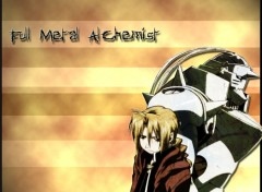 Fonds d'cran Manga Full Metal Alchemist