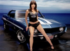 Wallpapers Cars Muscle car
