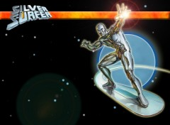 Fonds d'cran Comics et BDs Silver Surfer