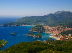 Fonds d'�cran Voyages : Europe Parga Gr�ce (Greece)