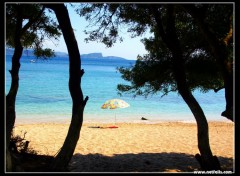 Fonds d'�cran Voyages : Europe Lichnos beach Parga Gr�ce (Greece)