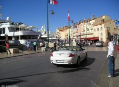Fonds d'cran Voyages : Europe St-Tropez