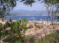 Wallpapers Trips : Europ St-Tropez vue de