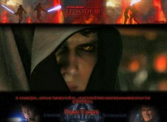Fonds d'�cran Cin�ma Anakin alias Dark Vador