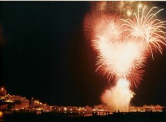 Fonds d'�cran Hommes - Ev�nements feux d'artifice !!!!