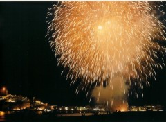Fonds d'�cran Hommes - Ev�nements feux d'artifice bis!!!