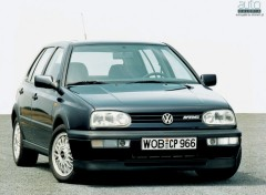 Fonds d'�cran Voitures VW Golf III VR6 (1992)