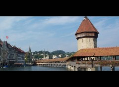 Fonds d'�cran Voyages : Europe Lucerne