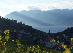 Fonds d'�cran Voyages : Europe A cot� de Lausanne