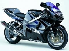 Fonds d'�cran Motos 750GSX-R