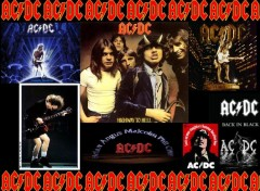 Fonds d'�cran Musique ACDC to the core