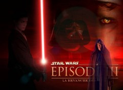 Fonds d'�cran Cin�ma Star wars III