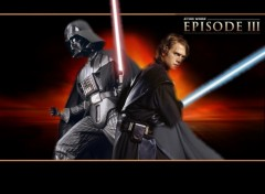Fonds d'�cran Cin�ma anakin et son destin
