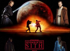 Fonds d'�cran Cin�ma Duel of the Fates