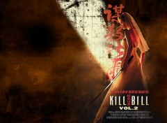 Fonds d'�cran Cin�ma Kill Bill vol.2
