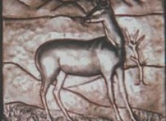 Fonds d'�cran Objets gazelle