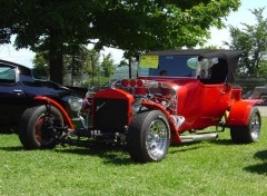 Fonds d'�cran Voitures HOT ROD 1932