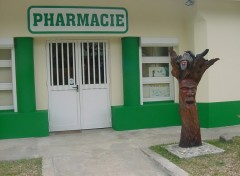 Wallpapers Trips : Oceania Pharmacie de Pon�riouen