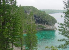 Wallpapers Trips : Oceania Lifou, falaise de Doking