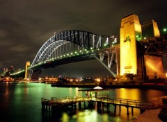 Fonds d'�cran Voyages : Oc�anie SYDNEY HARBOUR BRIDGE