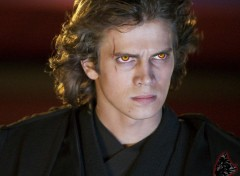 Fonds d'�cran Cin�ma Anakin Dark Side