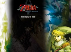 Fonds d'cran Jeux Vido The Legend Of Zelda - Twilight Princess