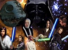 Fonds d'�cran Cin�ma Star Wars sixologie