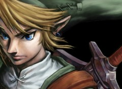 Fonds d'cran Jeux Vido Link (artwork)
