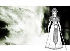 Fonds d'cran Jeux Vido Princess Zelda