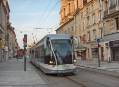 Wallpapers Trips : Europ Tramway de Nancy