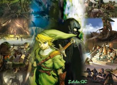 Fonds d'�cran Jeux Vid�o Wallpaper Zelda : Twilight Princess
